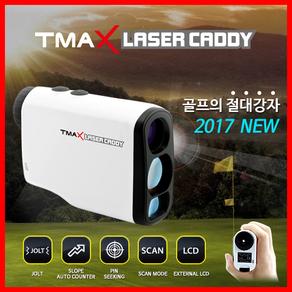 티맥스 TLC 600 레이저캐디 골프거리측정기, 티맥스